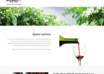 Site Granusul Flores da Cunha