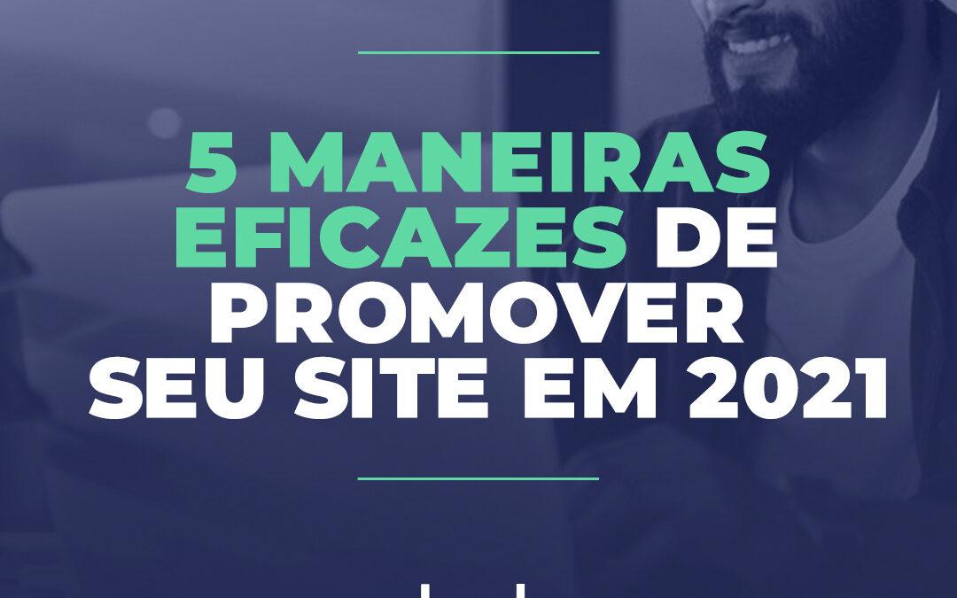 promover seu site